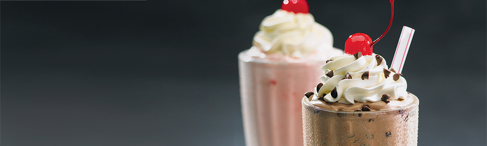 Ruby's Diner Shakes & Desserts