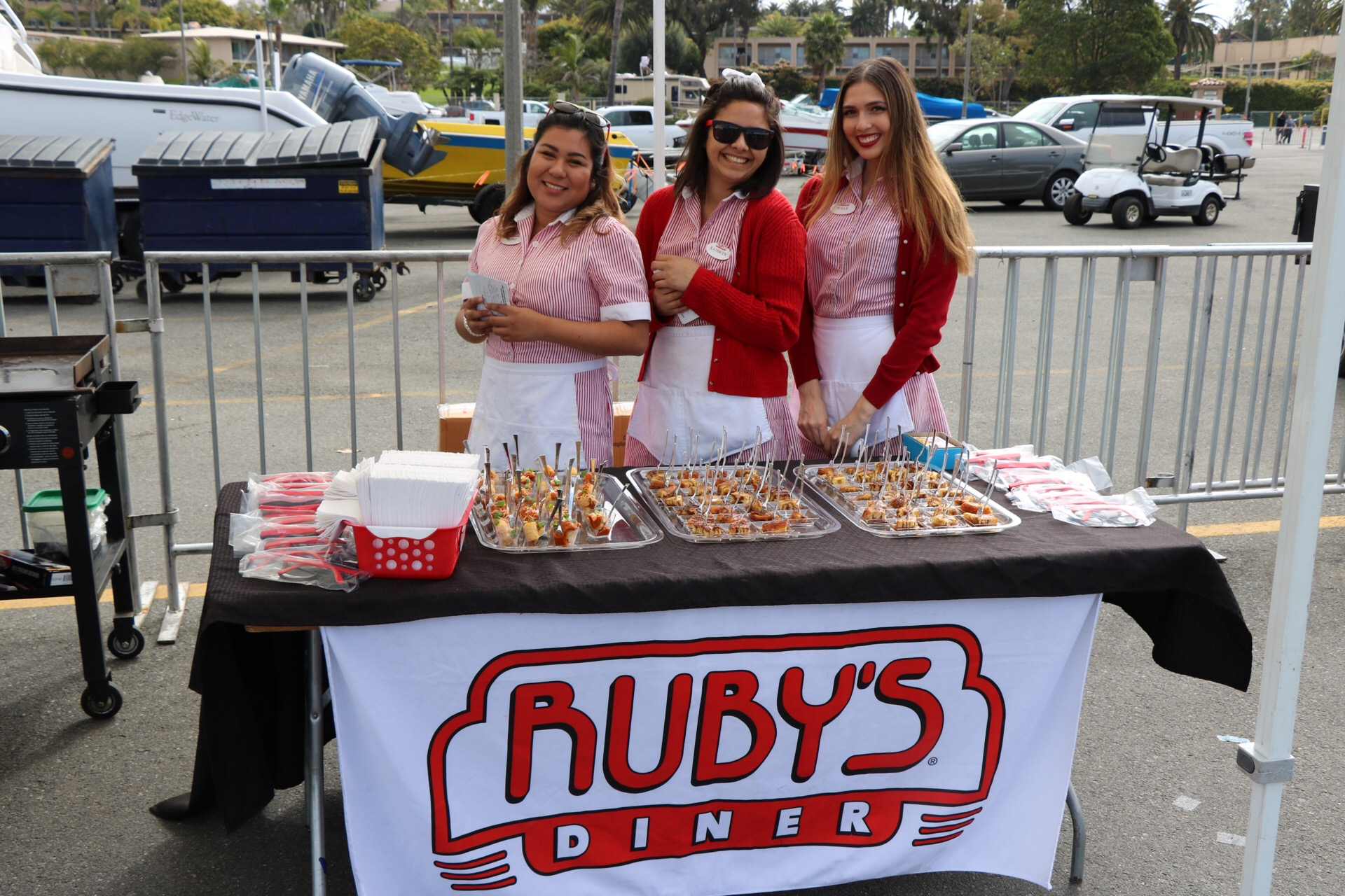 Ruby S Diner Food Truck